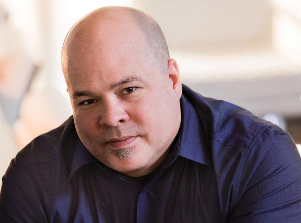 Derek Pangelinan, owner of Derek Rey Consulting LLC